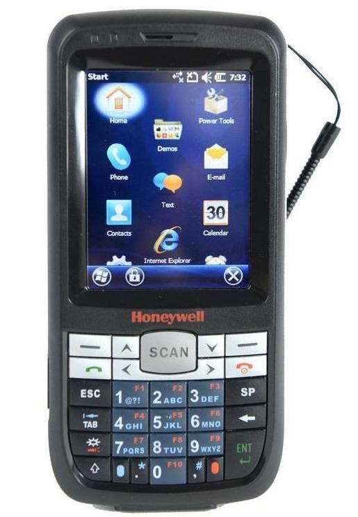 honeywell dolphin 6000 handheld, route accounting computer