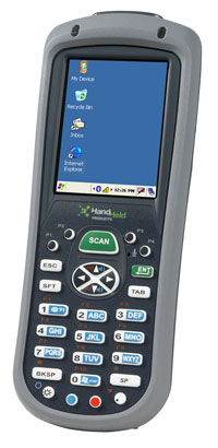 Honeywell Dolphin 7600 for sales order entry systems